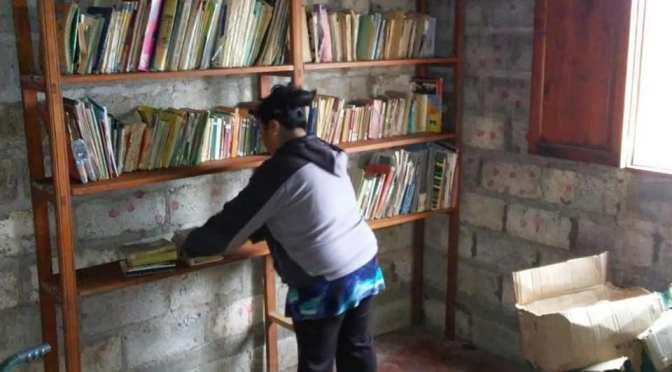 Se inauguró una nueva biblioteca popular en Jujuy