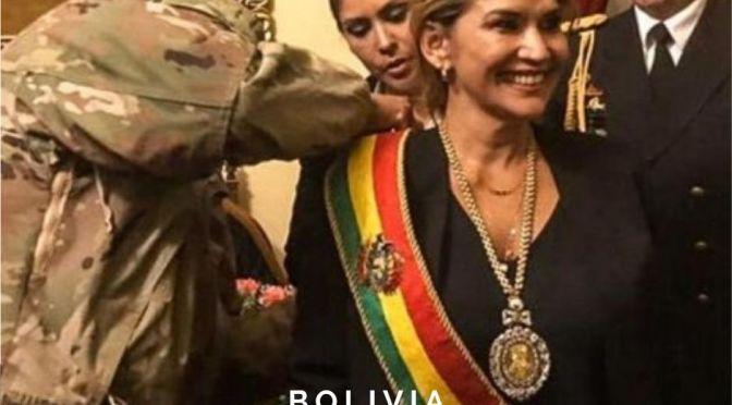 Cuatro jinetes corren por #Bolivia